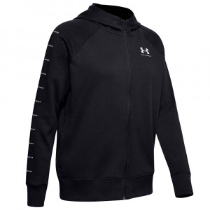 Rival Fleece Sportstyle Graphic Sweat Zip Femme