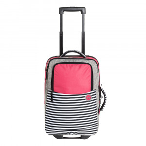 Roll Up Valise A Roulettes Femme