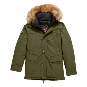 Rookie Down Parka Homme