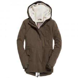 Rookie Sherpa Multi Jacket Parka Femme