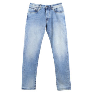 Rope Reg Jeans Homme