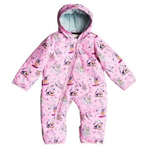 Rose Jumpsuit Combinaison Bébé Fille
