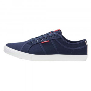Ross Canvas Navy Bazer Chaussure Homme
