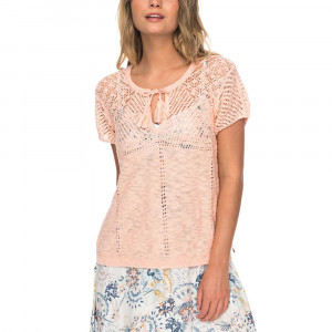 Sandy Sea T-Shirt Mc Femme