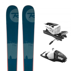 Scratch Pro Ski + Nx Jr 7 B83 Fixations Junior