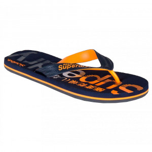 Scuba Faded Logo Flip Flop Tongs Homme