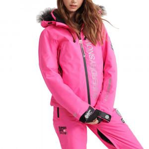 Sd Ski Run Blouson Ski Femme