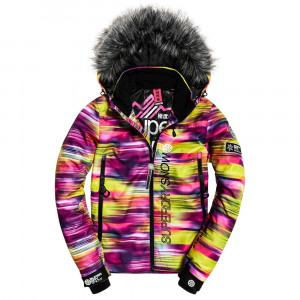 Sd Ski Run Jacket Blouson Ski Femme