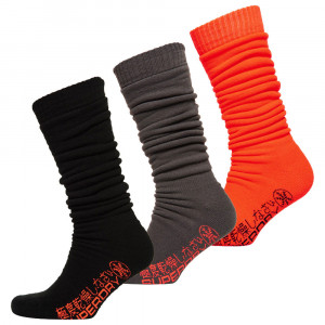 Sd Snow Pack 3 Chaussettes Homme