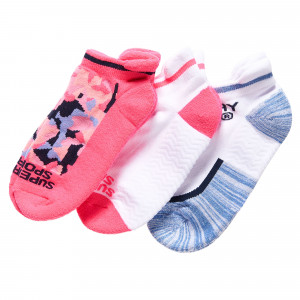 Sd Sport Chaussettes Basses Pack X3 Femme
