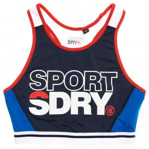 Sd Sport Colour Block Brassière Femme