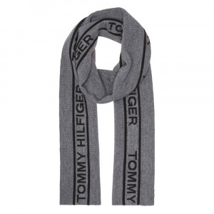Selvedge Knit Scarf Echarpe Homme