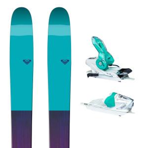Shima 90 Ski + Xpress 11 Fixations Femme