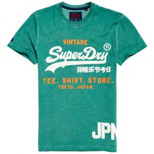 Shirt Shop Duo Overdyed T-Shirt Mc Homme