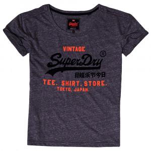 Shirt Shop New Slim Bf T-Shirt Mc Femme