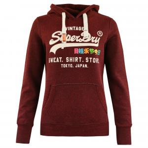 Shirt Shop Rainbow Sweat Capuche Femme