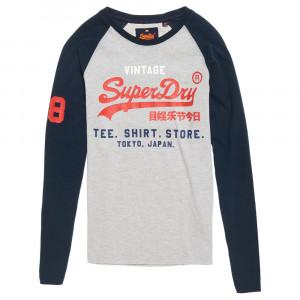 Shirt Shop Tri T-Shirt Ml Homme