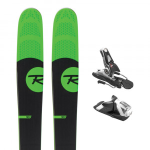 Sin 7 Ski Homme +Spx 12 Dual B100 Fixations