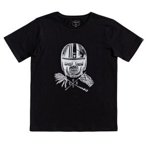 Skull Face T-Shirt Mc Garçon