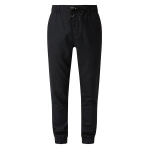 Slim Wool Blend Pantalon Jogging Homme