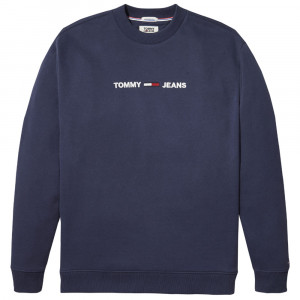 Small Logo Crew Sweat Homme