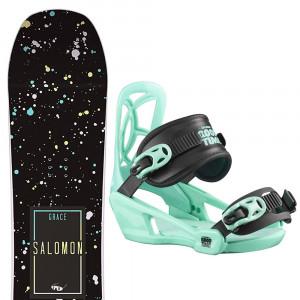 Snowboard Craft+Fixations Rhythm Homme