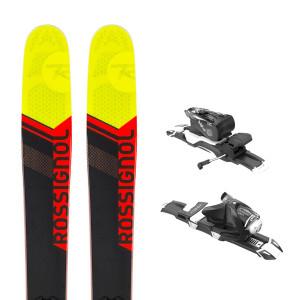 Soul 7 Ski Homme + Nx12 Konnect B100 Fixations
