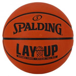 Spalding Layup Ballon Basket Adulte