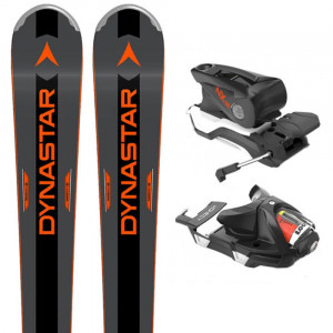 Speed Zone 12 Ti Ski + Nx 12 Konect Dual B80 Fixation Homme