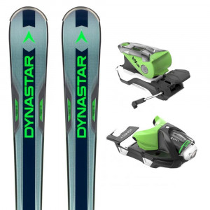 Speed Zone 9 Ca Ski + Nx 12 Konect Dual B80 Fixation Homme