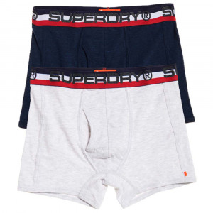 Sport Boxer Double Pack 2 Boxer Homme