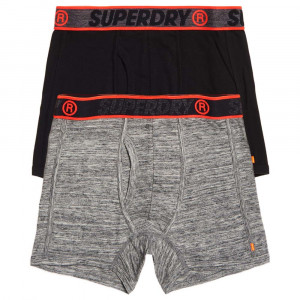 Sport Boxer Double Pack Boxer Homme