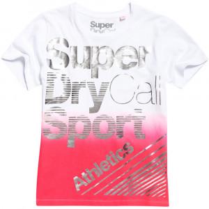 Sport Racer Acid T-Shirt Mc Femme