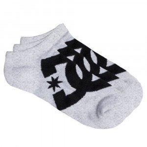 Spp Dc Ankle Pack 3 Chaussettes Homme