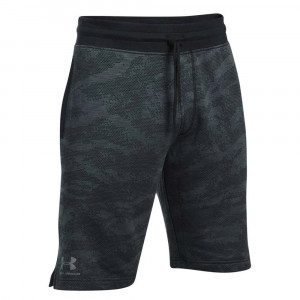 Ss Camo Fleece Short Homme