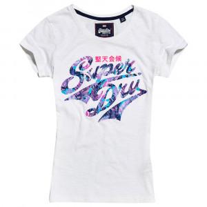 Stacker Infill Entry T-Shirt Mc Femme