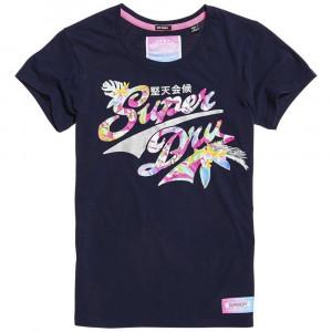 Stacker Infill T-Shirt Mc Femme