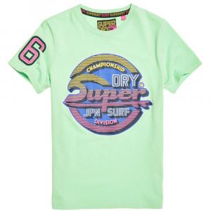 Sticker Tab T-Shirt Mc Homme