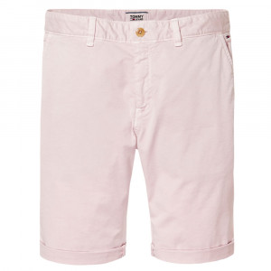 Straight Soft Chino Bermuda Homme
