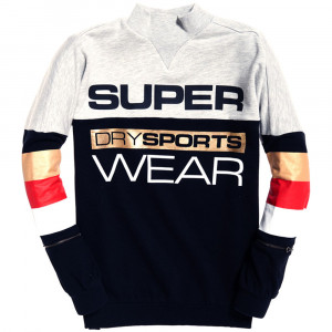 Street Sports City Crew Sweat Femme