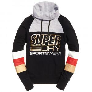 Street Sports Cowl Sweat Femme