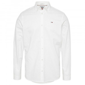 Stretch Oxford Chemise Ml Homme