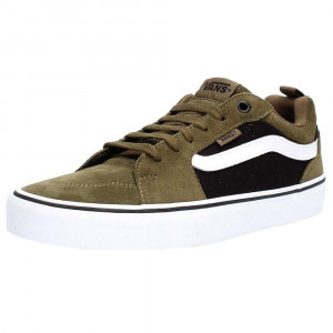 Suede Canvas Chaussure Homme