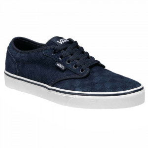 Suede Emboss Chaussure Homme