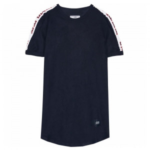 Suede T-Shirt Mc Homme