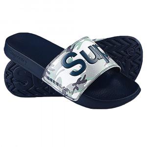 Superdry Pool Slide Sandale Piscine Homme