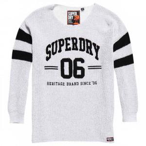 Superdry Scandi Knit Pull Femme