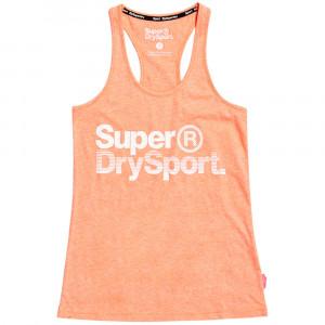 Superdry Sport Essentials Tank Débardeur Femme
