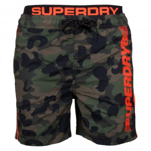 Superdry State Volley Swim Short De Bain Homme
