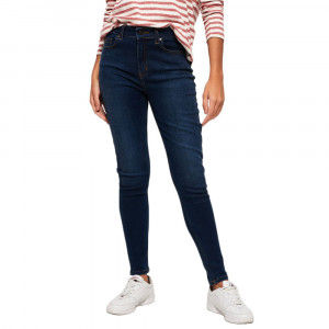 Superthermo-Skinny High Rise Jeans Femme